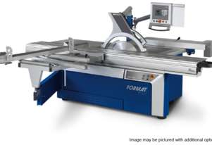 Format4 kappa 550 X-motion Panel Saw by Felder