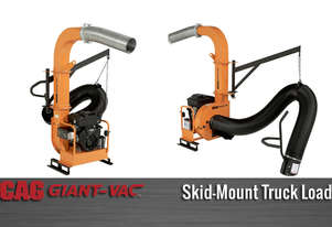 Scag Giant-Vac Skid Mount Truck Loader
