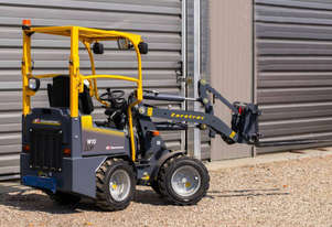 Mini Loader - Eurotrac-W10  20HP