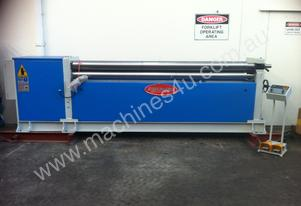2500mm x 4mm Euro Pinch Rollers - Quality