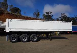 Shephard   Semi Tipper Trailer