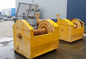 15T Marco Hydraulic Fishing Winches