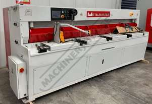 HG-1060B Hydraulic NC Guillotine 3100 x 6mm Mild Steel Shearing Capacity 1-Axis Ezy-Set NC-89 Contro