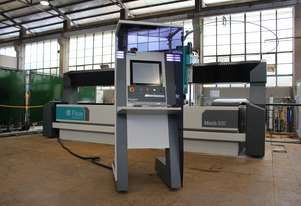 Mach 500 Waterjet Cutting Machine 8M X 4M for Heavy Cutting Applications