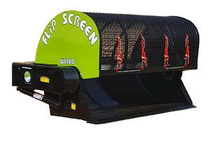 Flipscreen screening bucket WL180