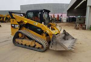 CAT 299D XHP TRACK LOADER WITH LOW 1200HRS