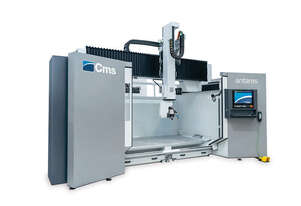 CMS ANTARES 5-axis high speed CNC machining center with monobloc structure