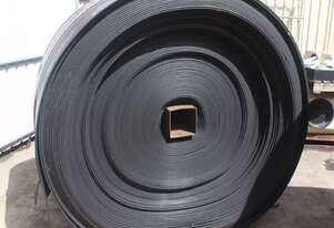 Approx 293m FRAS Fire Resistand Anti Static rubber conveyor belt 10mm thick x 964mm