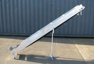 Incline Belt Conveyor - 2.2m long