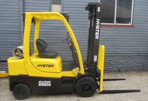 Hyster 2.5 ton LPG Used Forklift #1582