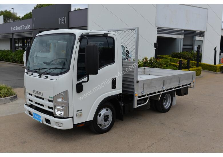 2012 ISUZU NLR 200 - Tray Truck - Tray Top Drop Sides