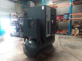 30HP 120cfm Rotary Screw Compressor W/ Integrated Air Dryer - Pneutech RS3000-TR - picture1' - Click to enlarge