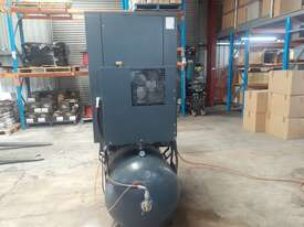 30HP 120cfm Rotary Screw Compressor W/ Integrated Air Dryer - Pneutech RS3000-TR - picture2' - Click to enlarge