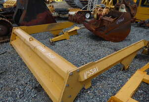 Volvo A40F Tail Gate Assembly