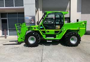 Used Merlo 60.10 Telehandler For Sale with Pallet Forks Low Hours