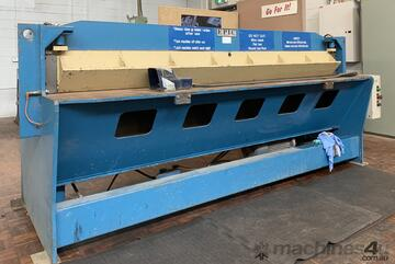 Epic Industries Hydraulic Guillotine Shear