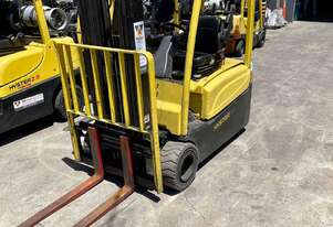 Hyster 1.8t Electric counterbalanced forklift