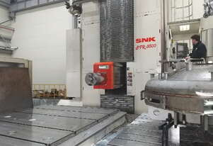 2014 SNK (Japan) BFR-3500 ram type CNC Floor Borer