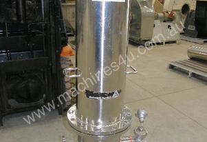 Filter - Inline Cartridge - Stainless Steel.