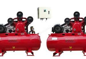 BOSS 104CFM/ 20HP DUPLEX AIR COMPRESSOR