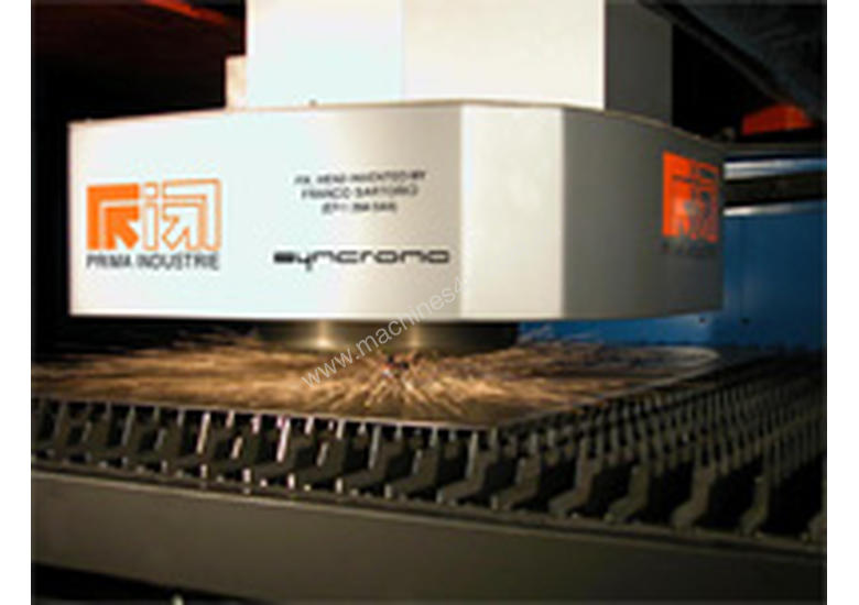 PRIMA INDUSTRIE SYNCRONO CNC LASER FROM IMTS