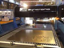 PRIMA INDUSTRIE SYNCRONO CNC LASER FROM IMTS - picture1' - Click to enlarge