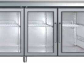 Bromic UBC2230GD Glass Door  Underbar Chiller 553L - picture0' - Click to enlarge