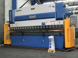 PRESSBRAKE HYDRAULIC 4000MM RANGE - BEST PRICES  - picture0' - Click to enlarge