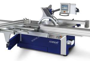 Format4 Kappa 550 e-motion Sliding Table Panel Saw by Felder