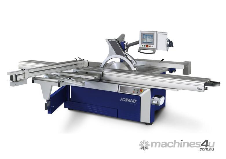 New 2016 Felder Felder Kappa 550 E Motion Sliding Table