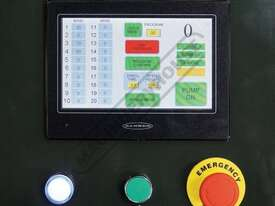 PB-860T Hydraulic NC Panbrake - Ezy Touch Screen Control 2500 x 6mm Mild Steel Bending Capacity - picture2' - Click to enlarge