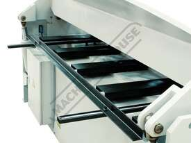 PB-860T Hydraulic NC Panbrake - Ezy Touch Screen Control 2500 x 6mm Mild Steel Bending Capacity - picture12' - Click to enlarge