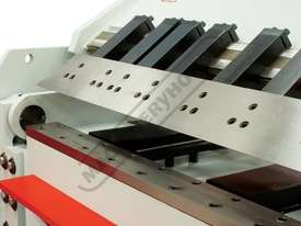 PB-860T Hydraulic NC Panbrake - Ezy Touch Screen Control 2500 x 6mm Mild Steel Bending Capacity - picture11' - Click to enlarge