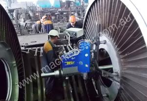 In-line Boring Machine from 400mm to 1700mm