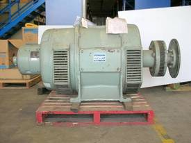 138kVA Brush OTS 552 Alternator - picture1' - Click to enlarge