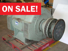138kVA Brush OTS 552 Used Alternator - picture0' - Click to enlarge