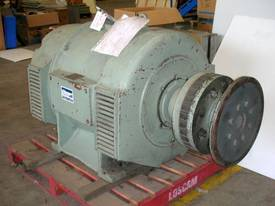 138kVA Brush OTS 552 Used Alternator - picture1' - Click to enlarge