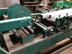 O03978 - Rectangular Down Pipe Machine - picture1' - Click to enlarge
