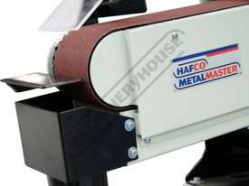 L-100 Belt Linisher Sander 100 x 1500mm Belt Size - picture6' - Click to enlarge