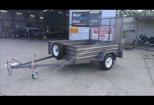 2014 MCNEILL HIGHSIDE 8X6 SINGLE AXLE WITH BRAKES