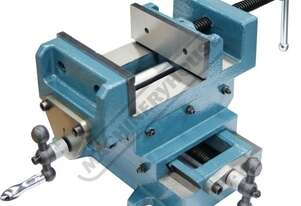 V1205 Compound Drill Vice 125mm Jaw Width 125mm Jaw Opening