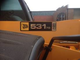Used Jcb 7-10m Lift Height Telehandler - picture1' - Click to enlarge