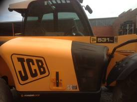 Used Jcb 7-10m Lift Height Telehandler - picture2' - Click to enlarge