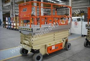 JLG 2646ES Scissor Lift – STOCK NO. 52083