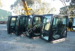 CATERPILLAR 336DL EXCAVATOR CABINS FOR SALE