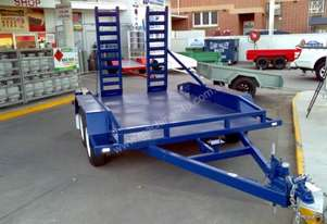 Blyth Built custom built strong trailer