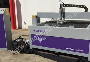 LEGEND 2 - 1300mm x 1300mm x PMX45 Plasma