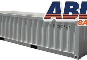 Fuel Cube - Self Bunded Tank - 13,000 to 50,000 litre