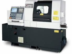 SD & SW Series Swiss Type Lathes - picture2' - Click to enlarge