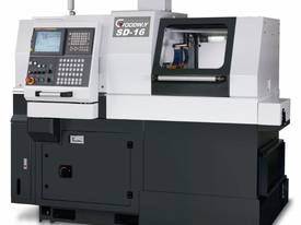 SD & SW Series Swiss Type Lathes - picture0' - Click to enlarge